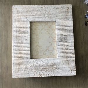 Brand new rustic picture frame